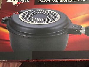 24cm Multifunction Dual-Sided Pot Busby Liverpool Area Preview