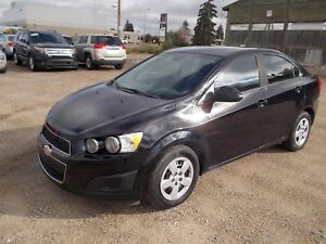 2012 Chevrolet Sonic LS GAS MISER