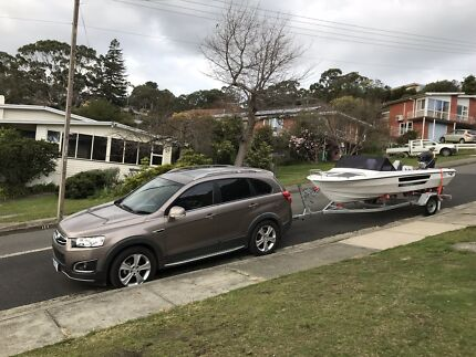 Holden Captiva Acton Park Clarence Area Preview