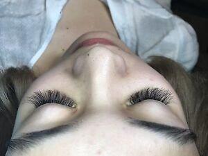 Classic & Volume Eyelash Extensions after hours available Victoria Park Victoria Park Area Preview