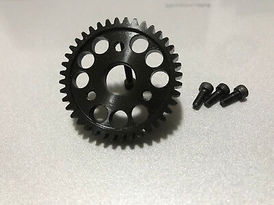 Heavy Duty Spur Gear - Revo 3.3 Slayer Pro 4x4 33T  Mod 1.0 M Heavy Duty Steel Spur Gear