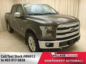 2015 Ford F-150 King Ranch 4x4 | Fully Loaded |