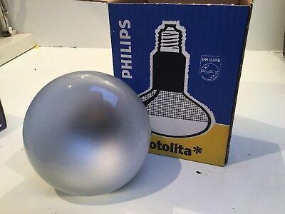 2 * Philips Photolita 500w Lamp Bulb E27 - two bulbs