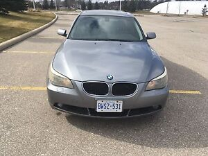 BMW 530i 2005 $5500 or trade for SUV