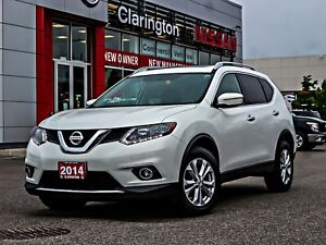 2014 Nissan Rogue SV Sunroof Alloys Heated Seats SOLD