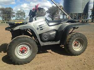 2004 Polaris Magnum 325 Quad Bike North Branch Toowoomba Surrounds Preview
