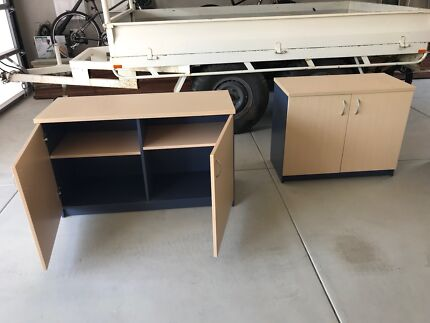 Wanted Office Furniture 2 X Credenzas