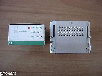 COMELIT 3320/0 Powercom flange for module unit outer audio porter