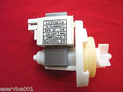Laugenpumpe DPS25 220-240V 50HZ ORIGINAL MIELE 6696272 A