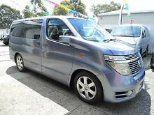 2004 Nissan Elgrand Wagon $13999 drive away Fawkner Moreland Area Preview