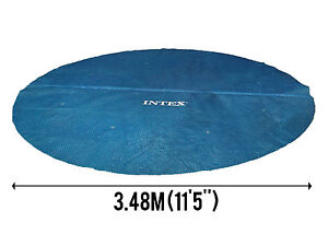 12ft Pool Solar Cover For Easy Set Frame Above Ground Swimming Pools 200 Micro