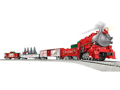 Lionel 1923140 O Gauge Disney Christmas Electric Train Set w/ Remote & Bluetooth