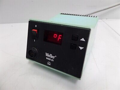 Weller Wsd81 Soldering Station - No Soldering Iron