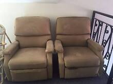 URGENT - 2 recliner chairs free to a good home Centennial Park Eastern Suburbs Preview