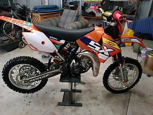 KTM sx85 small wheel. Sellicks Beach Morphett Vale Area Preview