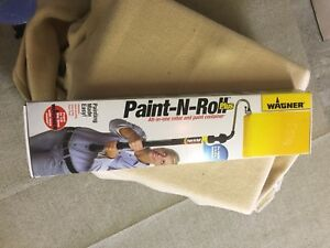 Wagner Paint and Roll Plus