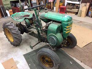 Vintage Bolens Tractor