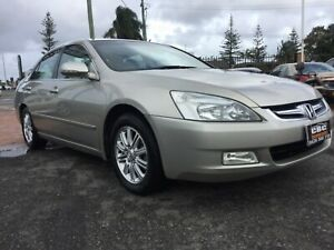 CHEAP 2006 Honda Accord luxury Auto REGO AND RWC Log  Books