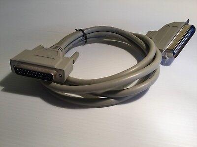 Cable impresora Paralelo LPT1 1,8m segunda mano  Embacar hacia Argentina