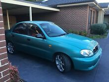 Daewoo lanos car for sale Noble Park Greater Dandenong Preview