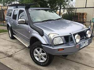 2004 Holden Rodeo RA LT Crewcab 3.0TD Auto Ute REGO AND RWC INC Moorabbin Kingston Area Preview