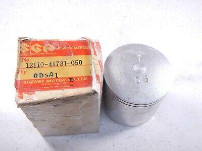 SUZUKI RM125 PISTON RINGS .25 OVER 76-80 NOS!