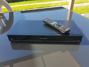 Panasonic DMR-PWT550 Blu-Ray with Twin Tuner PVR Geelong Geelong City Preview