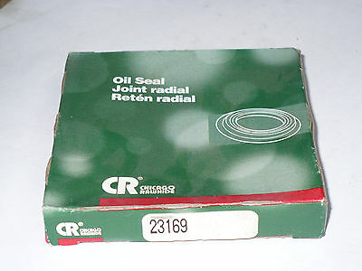 Chicago Rawhide 23169 Oil Seal New