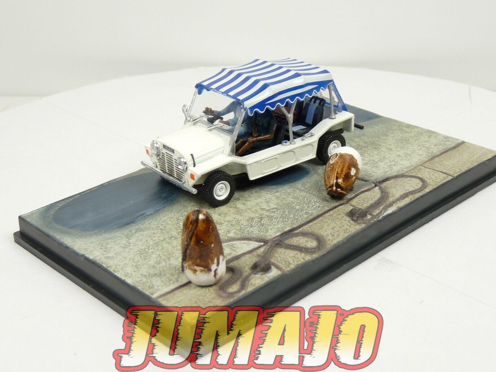 JB24L Macchina 1/43 IXO 007 James Bond Mini Moke Live E Let Die