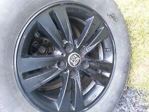mags 16 po avec pneus 215-70'16