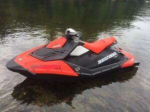 2017 Seadoo Spark with iBR