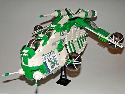 Playful Greedo  - Gunship CUSTOM Star Wars™® aus LEGO®  UNIKAT  !!!