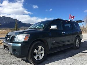 2007 Nissan Armada 4x4 - Must sell ASAP