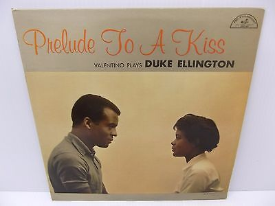 A Prelude to a Kiss Valentino Plays Duke Ellington ABC-169 Full Color Fidelity Duke Ellington Prelude To A Kiss