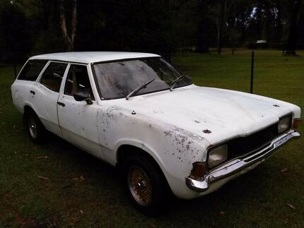 Ford cortina TD 6cyl 4 speed