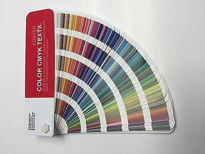 Set Color Cmyk Textil - Color Guide Pantone For Digital Print - Coateduncoated