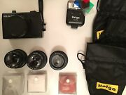 Lomography Holga camera with accessories Preston Darebin Area Preview