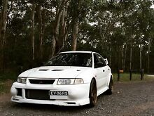 Quick Sale!! Rare Lancer Evolution 6 RS in very good condition!! Hebersham Blacktown Area Preview