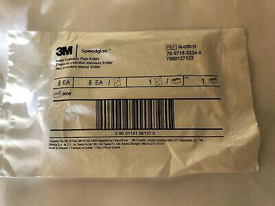 3m Speedglas 9100v Inside Clear Protection Plate Lens For Welding Hood