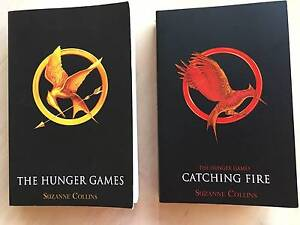 Hunger Games and Divergent Books Newport Pittwater Area Preview