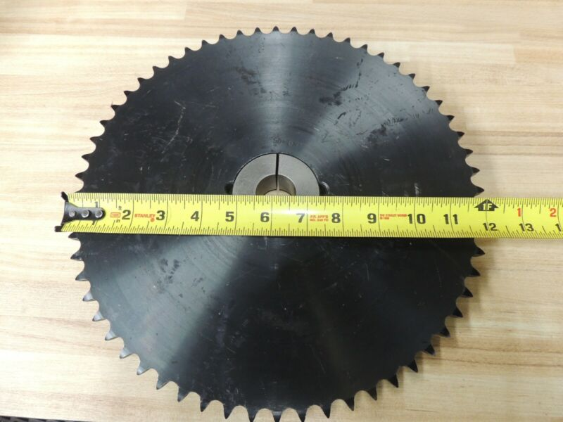 60 Tooth Roller Chain Sprocket #50 Chain