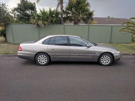 2001 Holden Statesman Bateau Bay Wyong Area Preview