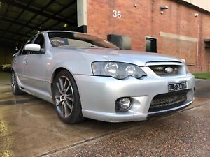 2005 Ford FPV F6 TYPHOON 4.0L Turbo 6 Speed Manual Sedan Mayfield West Newcastle Area Preview