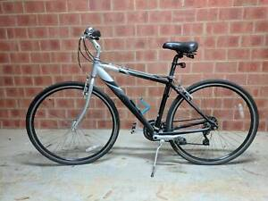 Raleigh 100 Sport 21 Speed Hybrid Mountain Bike