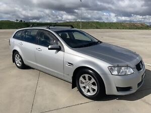 2011 Holden VE Commodore Omega Sportswagon with RWC and rego