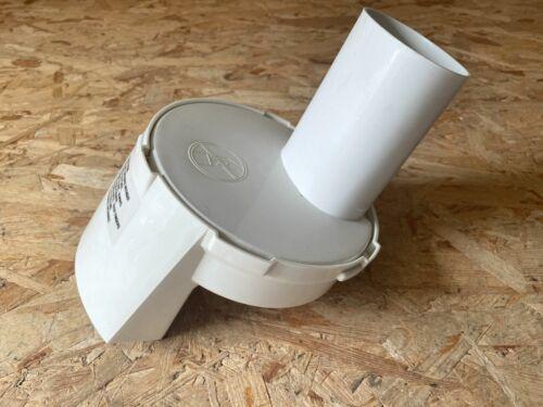 Gehäuseaufsatz Schnitzelvorrichtung für Küchenmaschine BOSCH MUM 4428/06