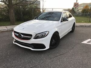 2015 MERCEDES C63s AMG EDITION 1 - 1 of 63 in canada - warranty