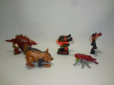 Transformers Beast Wars Snarl Action Figure Lot 90s