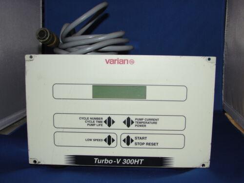 Varian Turbo-V 300HT Vacuum Pump Controller