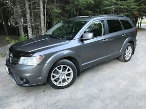 2013 Dodge Journey R/T AWD 7 passenger